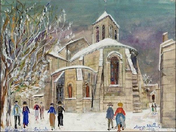 Chiesa San Pietro a Montmartre (604x453, 91Kb)
