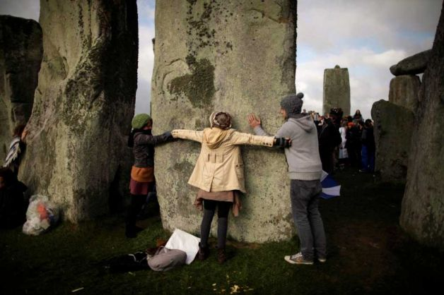 Стоунхендж. Stonehenge.