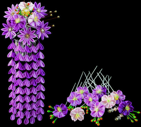 Цветочки - легко и просто