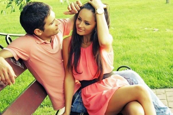 Красивые фотографии влюбленных пар
