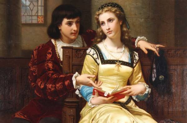 Romeo and Juliet (600x395, 25Kb)