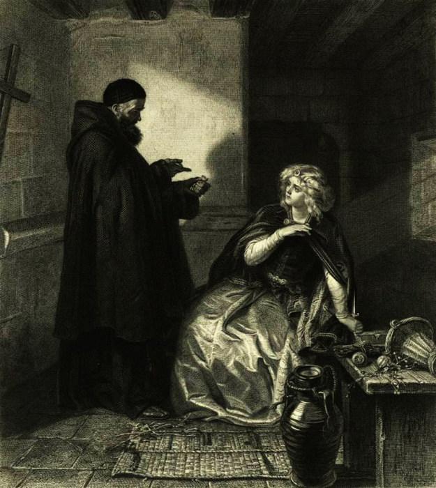 Джульетта и Лоренцо (625x700, 124Kb)