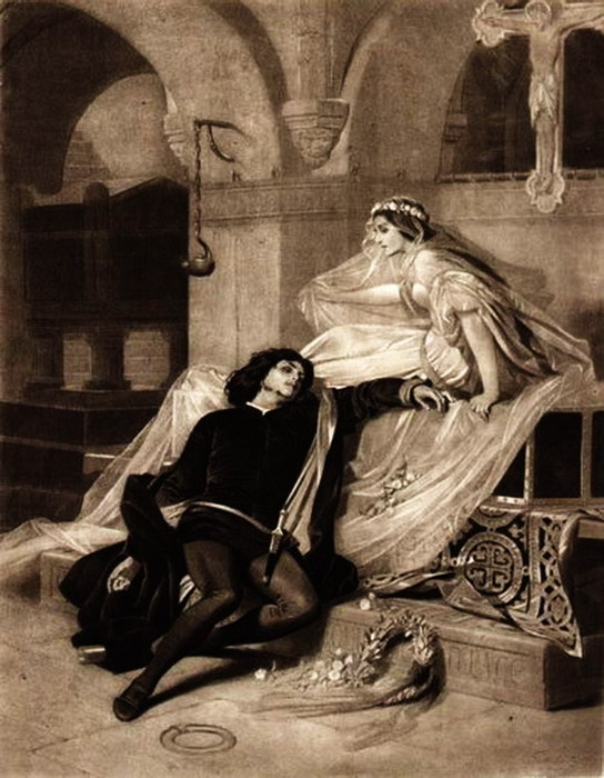 John R.S.Stanhope - Ромео и Джульетта (544x700, 98Kb)