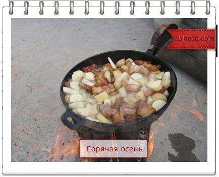 финская печь для пикника