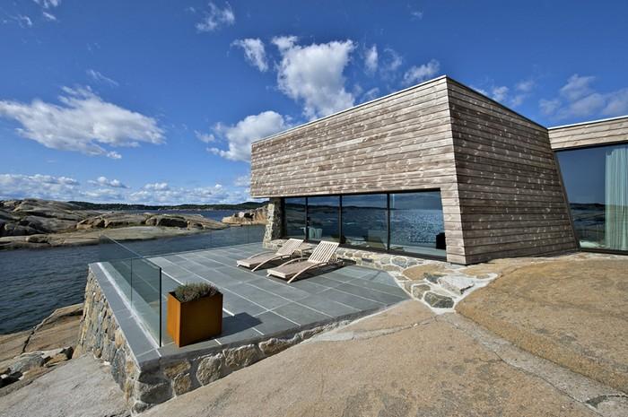 Норвежский дачный дом с террасой 3 (700x465, 104Kb)