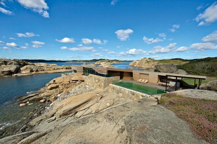 Норвежский дачный дом с террасой 5 (700x465, 115Kb)