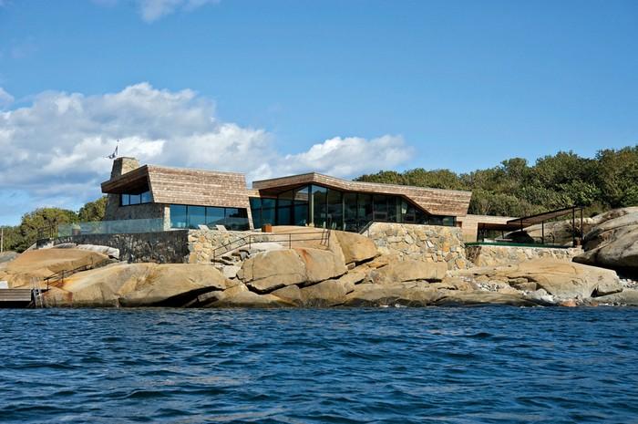 Норвежский дачный дом с террасой 6 (700x465, 102Kb)