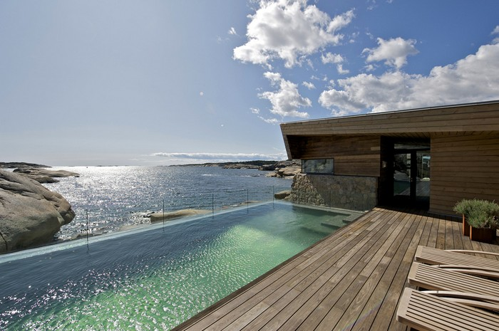 Норвежский дачный дом с террасой 9 (700x465, 96Kb)