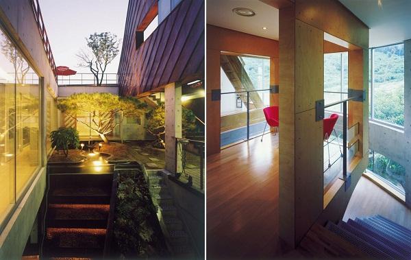 креативный архитектурный проект дома 3 (600x379, 98Kb)