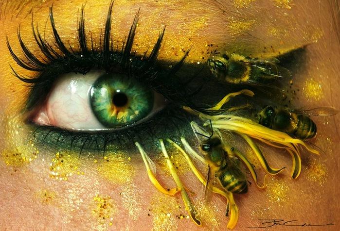 креатинвный макияж Svenja Schmitt (700x476, 149Kb)