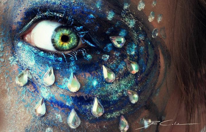 креатинвный макияж Svenja Schmitt 8 (700x449, 120Kb)
