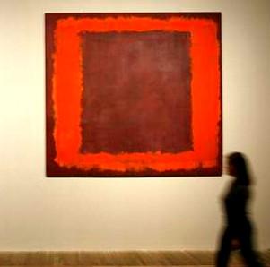 Картину в музее испортил поляк (301x298, 15Kb)