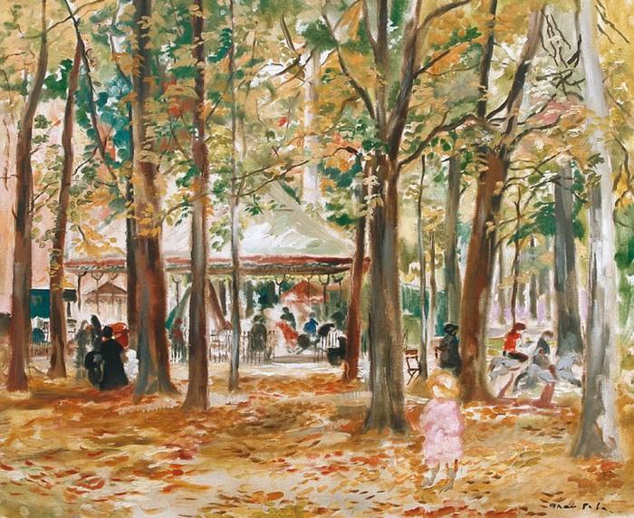 Manege at Tuileries (700x572, 175Kb)