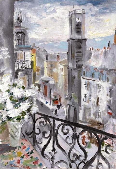 Rue St Jacques, Paris, 1937 (481x700, 127Kb)