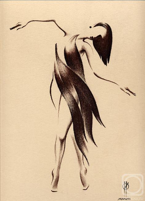 Олег Ильдюков танцовщица (471x650, 41Kb)