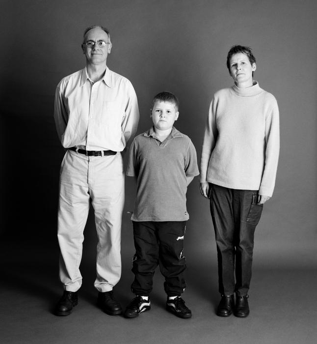 семейные фотографии Zed Nelson 8 (646x700, 222Kb)