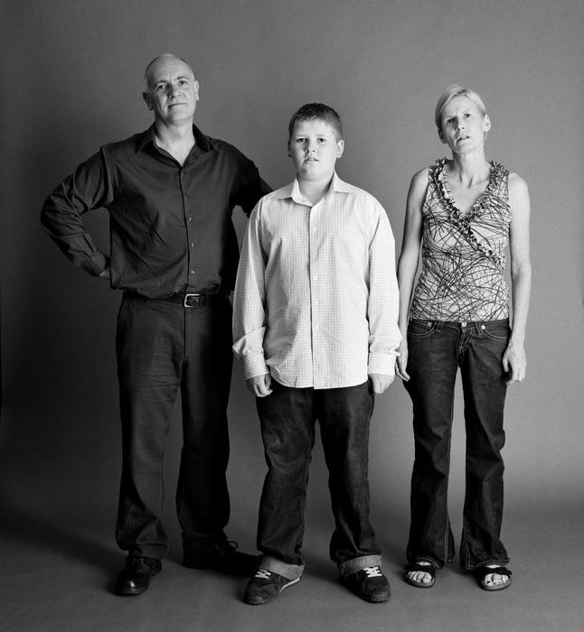 семейные фотографии Zed Nelson 12 (646x700, 243Kb)