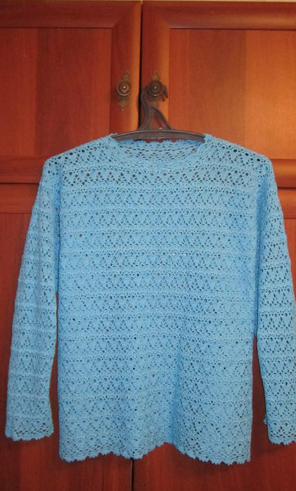 голубая кофта (421x700, 70Kb)