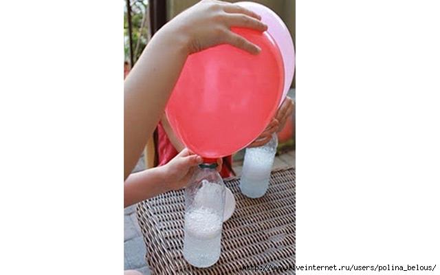 Гелевые шарики в домашних условиях без уксуса