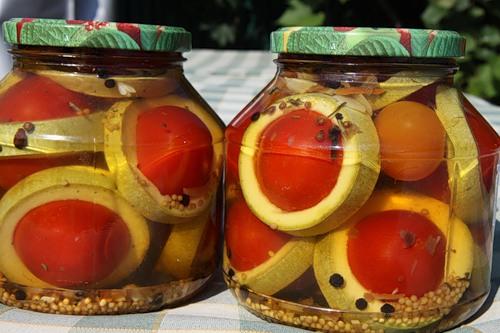 Рецепты помидоры с медом