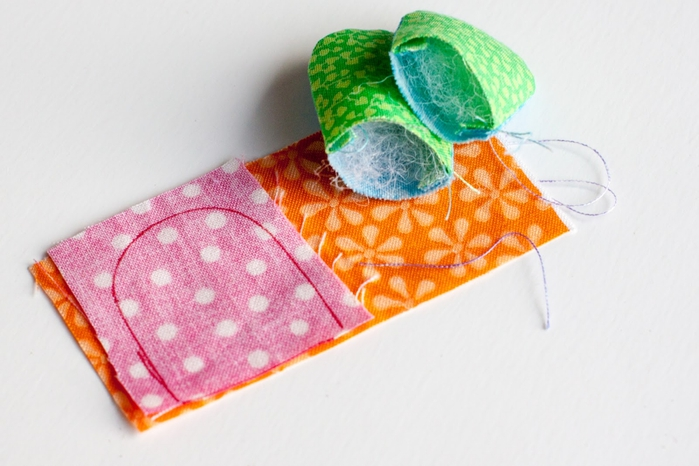 缝制玩具:彩虹鱼(大师班) - maomao - 我随心动