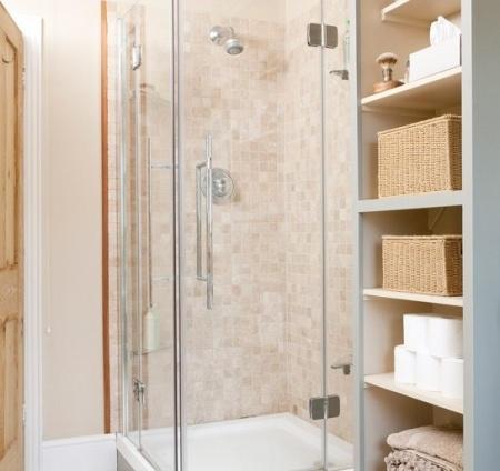 Интересных идей для маленькой ванной