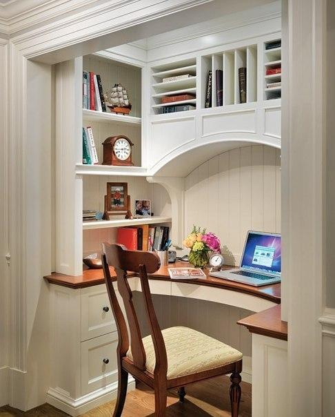 Как сделать кабинет уютным своими руками