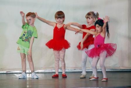 Танцы для малышей 3-х лет в Одессе - Доска объявлений