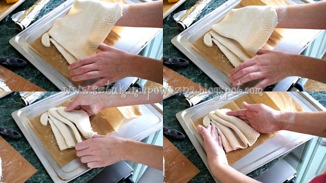 sztuka niepoważna masasolna kurs krok po kroku wielkanoc jak zrobic anioła aniołka DIY tutorial ozdoby na wielkanoc jak zrobić masę solną rękodzieło polskie salt dough.jpg (9) (640x360, 99Kb)