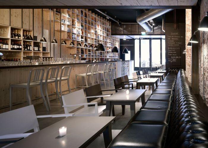 Интерьер итальянского ресторана Mazzo 5 (700x500, 87Kb)