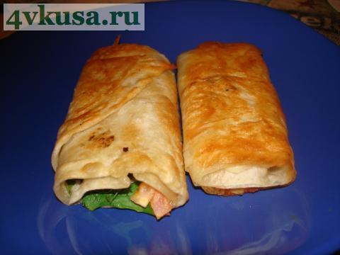 закуски с лавашем рецепты фото