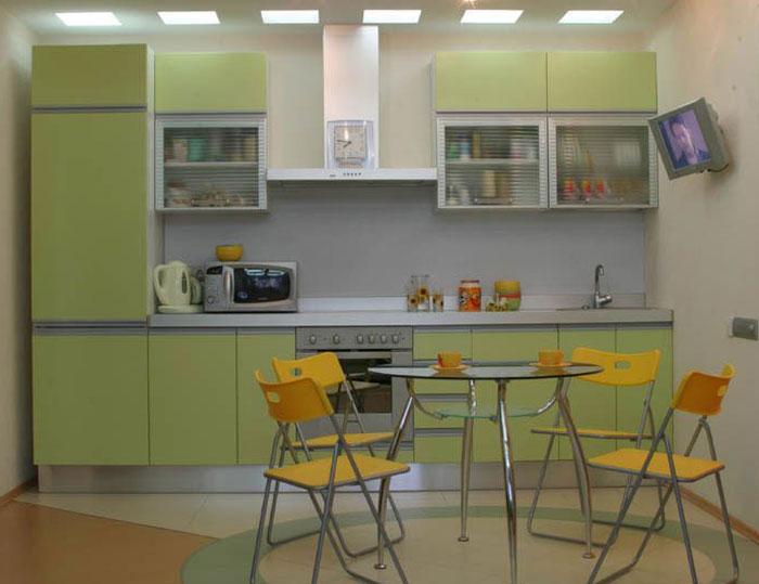 Ремонт кухни своими руками и фото