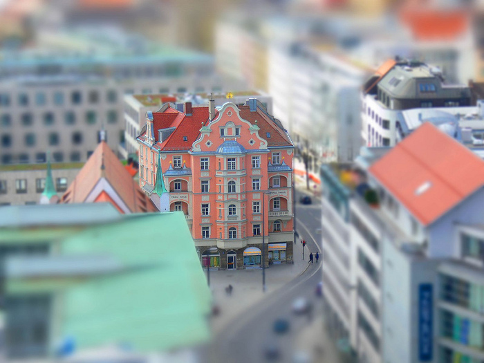 фотографии городов Tilt-Shift 10 (700x525, 153Kb)