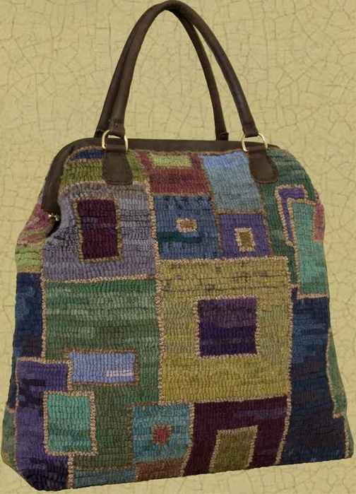 来自美国的海伦创造的新型绣花—条纹绒绣 - maomao - 我随心动