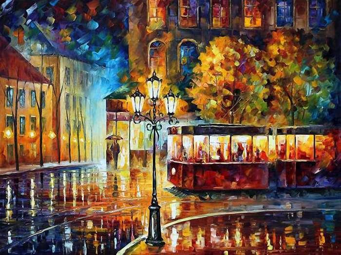 Афремов ночь улица фонарь аптека