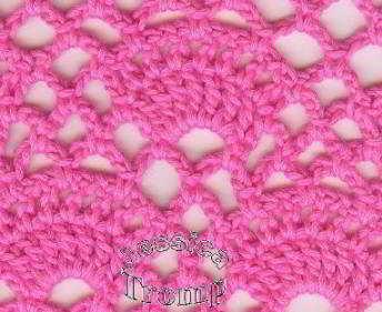 free crochet stitches haaksteken 23 (344x281, 16Kb)