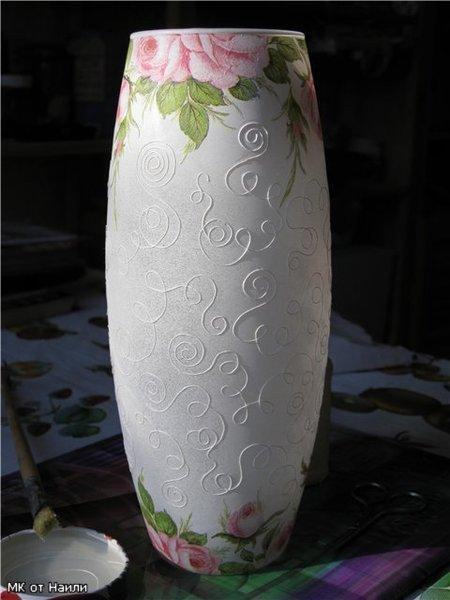 Поделка вазы своими руками