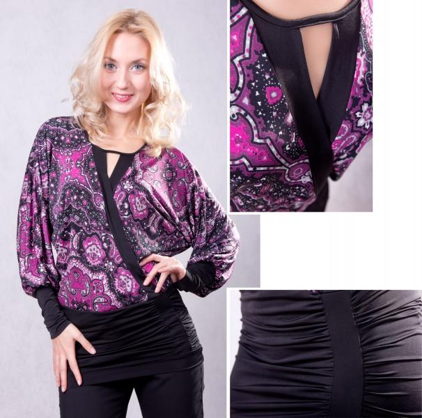 Блузки Для Полных Девушек Фото В Омске