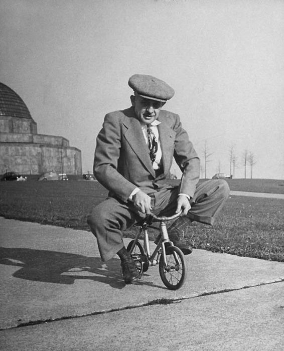 смешные велосипеды ретро-фотографии 3 (566x700, 101Kb)