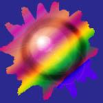Радужное солнце (150x150, 24Kb)