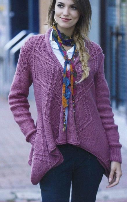 udlinyonnyiy-pulover-spitsami (438x700, 127Kb)