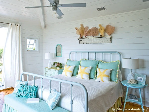 beach bedroom decor (600x450, 159Kb)