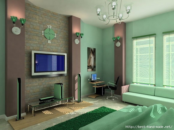 minimalist-luxury-green-bedroom-interior-dcor-photo (580x435, 137Kb)