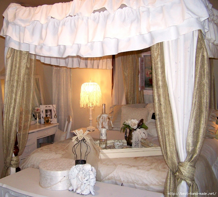 shabby chic bedroom 14 (700x630, 379Kb)
