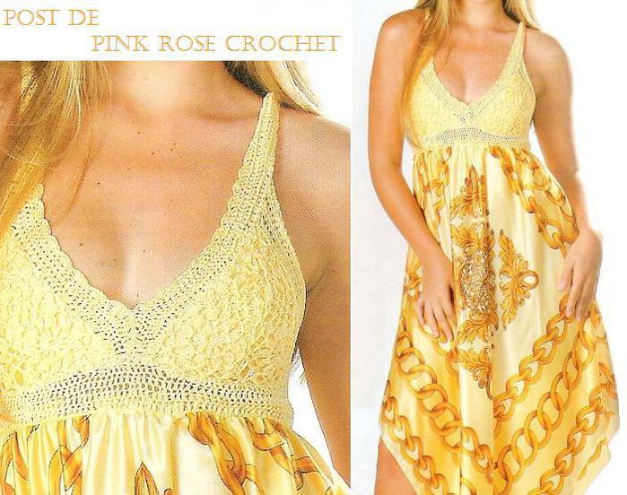 Vestido c. Bojo de Croche -  PRose Crochet (700x552, 82Kb)