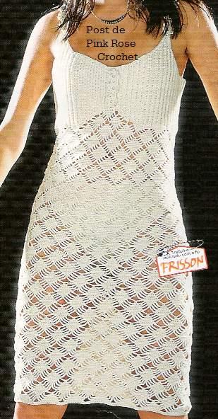 Vestido de Croche - Pinkrose (309x592, 51Kb)