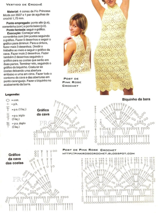 Vestido de Croche _Graf - PRoseCrochet (518x700, 228Kb)