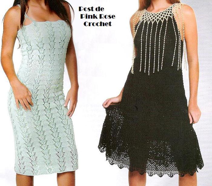 Vestido de Croche VP - PRose Crochet (700x616, 91Kb)