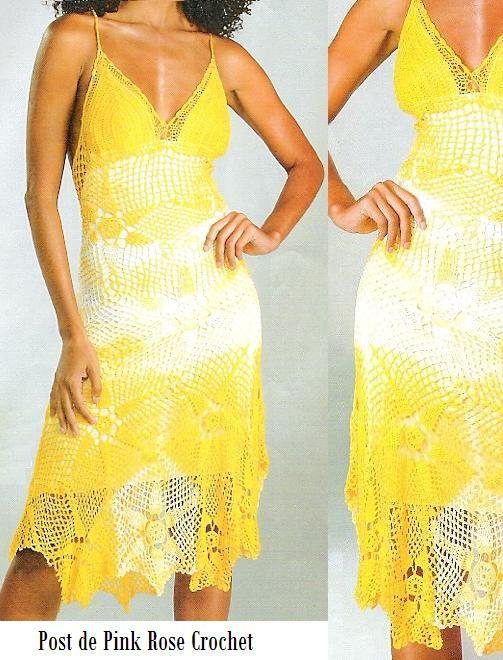 VestidoA Croche - PRose Crochet (503x660, 69Kb)