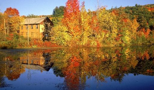 Осенний вечер (512x300, 113Kb)